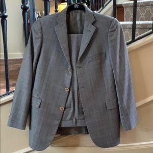 Hickey Freeman Suit 12R